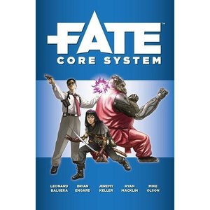 Evil Hat Productions Fate RPG- Core System