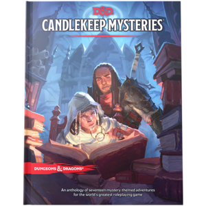 Wizards of the Coast PREORDER - D&D 5E Candlekeep Mysteries