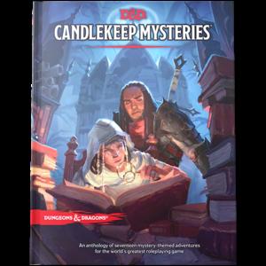 WotC - PREORDER - D&D 5E Candlekeep Mysteries