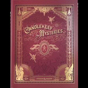 WotC - PREORDER - D&D 5E Candlekeep Mysteries - Alternate Cover