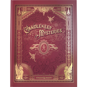 WotC - PREORDER - D&D 5E Candlekeep Mysteries - Aternate Cover