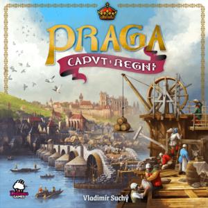 Rio Grande Games Praga Caput Regni