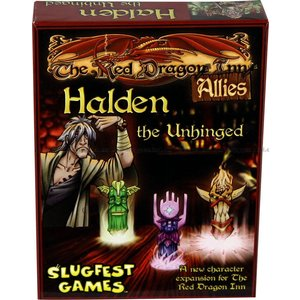 Slugfest Games The Red Dragon Inn- Allies exp.- Halden the Unhinged