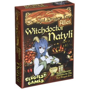 Slugfest Games The Red Dragon Inn- Allies exp.- Witchdoctor Natyli