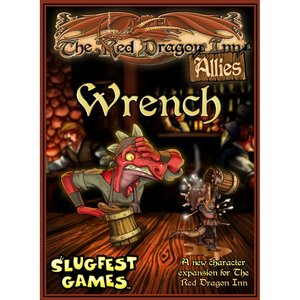 Slugfest Games The Red Dragon Inn- Allies exp.- Wrench