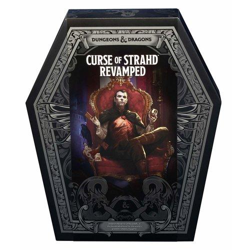 WotC - D&D 5E - Curse of Strahd Revamped