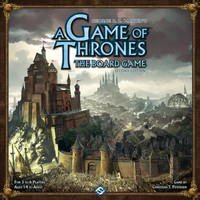 A Game of Thrones Board Game - 2nd Edition