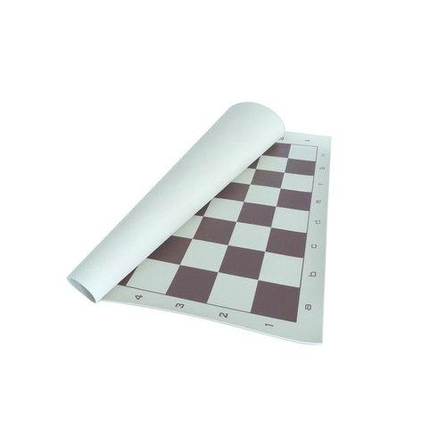 - Paco Sako oprol schaakbord zwart-wit