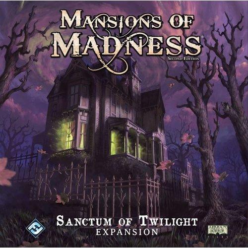 Fantasy Flight Mansions of Madness 2nd Sanctum of Twilight