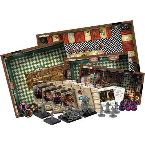 Fantasy Flight Mansions of Madness 2nd- Streets of Arkham