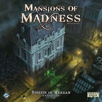 Mansions of Madness 2nd- Streets of Arkham