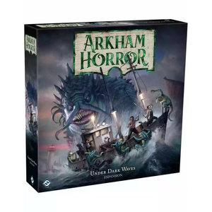 Fantasy Flight Arkham Horror 3rd Ed Under Dark Waves