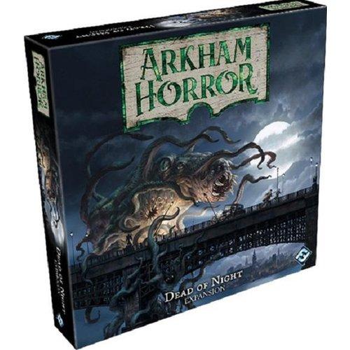 Fantasy Flight Arkham Horror 3rd Ed- Dead of Night expansion (boardgame)