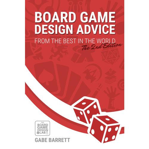 - Board Game Design Advice 2nd ed.