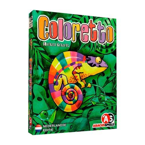 - Coloretto