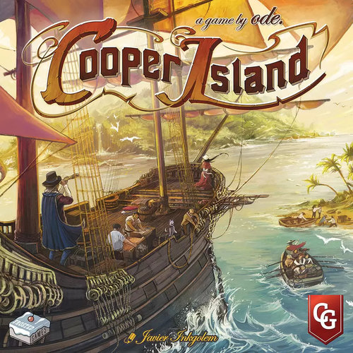 - Cooper Island