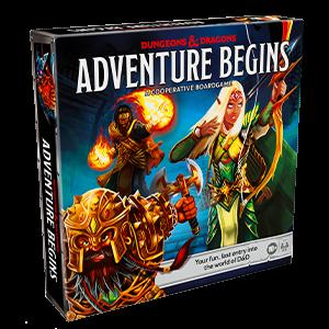 WotC - D&D Adventure Begins
