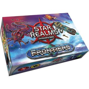 Wise Wizard Games Star Realms- Frontiers