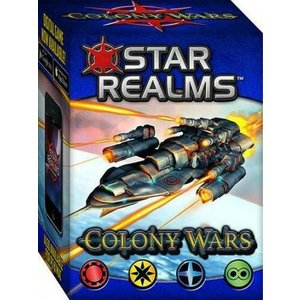 Wise Wizard Games Star Realms- Colony Wars