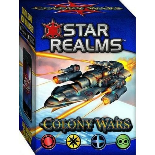 White Wizzard Games Star Realms- Colony Wars