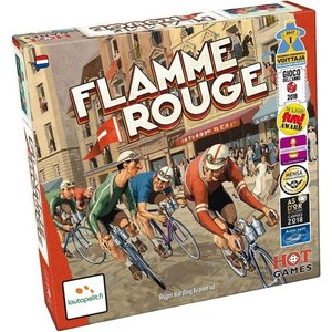 Lautapelit Flamme Rouge NL