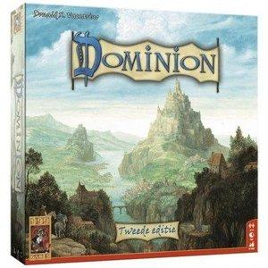 999 Games PREORDER - Dominion- Tweede versie NL (MAART 2021)