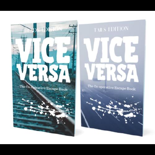 Escapages Escapages- Vice Versa (Book Bundle)