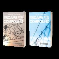 Escapages- Escape the Compound (Book Bundle)