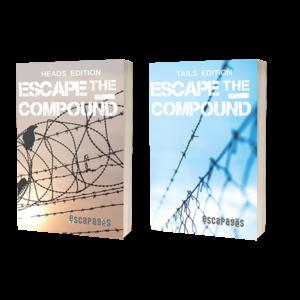 Escapages Escapages- Escape the Compound (Book Bundle)