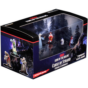 Wizk!ds D&D Icons of the Realms: Curse of Strahd - Covens & Covenants Premium Box Set