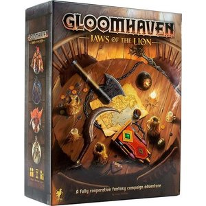 Cephalofair Games Gloomhaven- Jaws of the Lion
