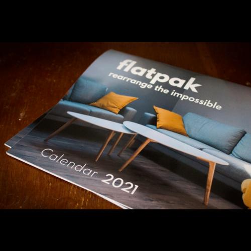 Escapages flatpak Calendar 2021