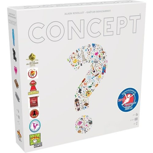 Asmodee Concept Boardgame NL