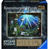 Escape Puzzle 4 - De Onderzeeer