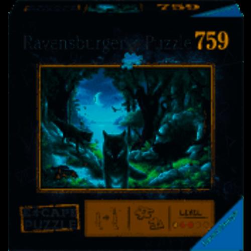 Ravensburger Escape Puzzle 7- Wolf