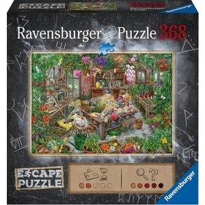 Ravensburger Escape Puzzle- De Broeikas (368)