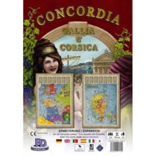 Rio Grande Games Concordia- Gallia/Corsica