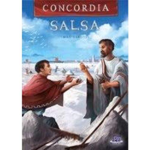 Rio Grande Games Concordia: Salsa exp