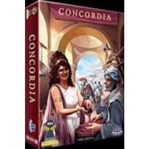 Rio Grande Games Concordia EN/DE