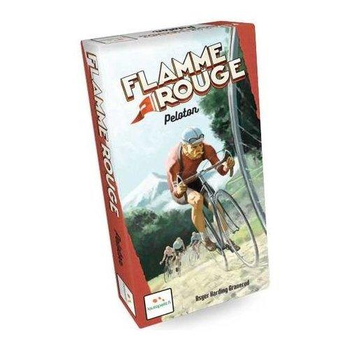 Lautapelit Flamme Rouge - Peloton Expansion