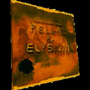 Stronghold Games Terraforming Mars ENG- Hellas & Elysium exp.