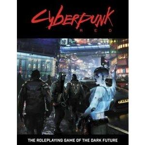 Talsorian Games PREORDER - Cyberpunk Red Core Rulebook