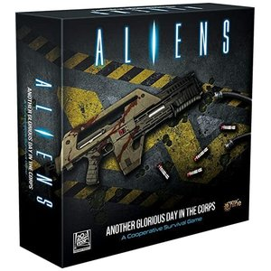GF9- Aliens: Another Glorious Day in the Corps