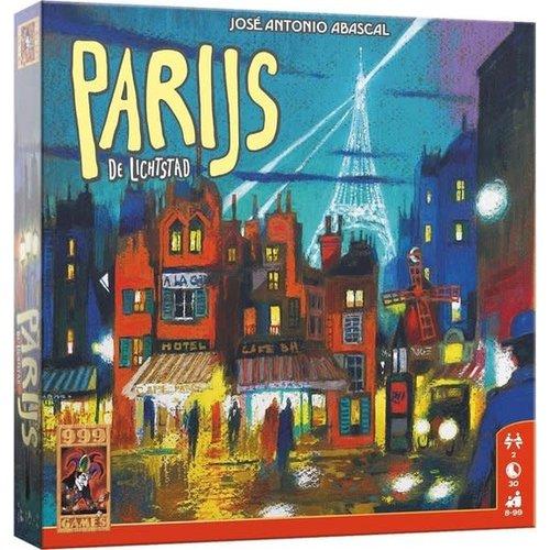 999 Games Parijs de Lichtstad