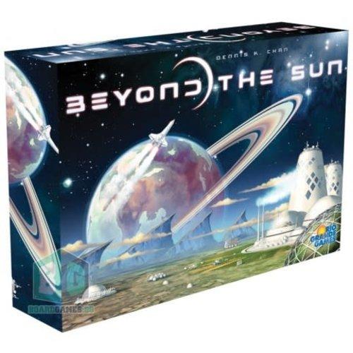Rio Grande Games PREORDER- Beyond the Sun (JUNE 2021)