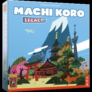 999 Games Machi Koro Legacy NL