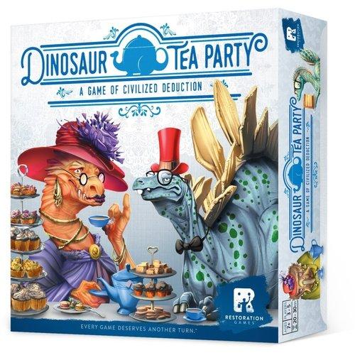 - Dinosaur Tea Party