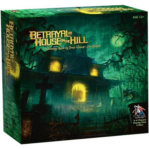 - Betrayal at House on the Hill