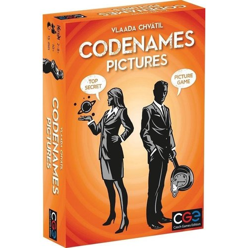 Czech Games Edition Codenames ENG- Pictures