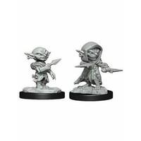 Unpainted Miniatures- Goblin Rogue Male (PF)